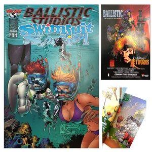Ballistic Studios Swimsuit Special #1 - 1995